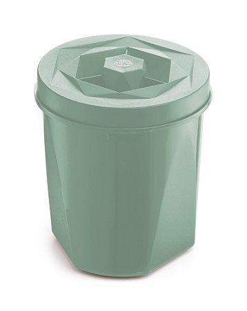 UZ Porta Mantimentos Verde Menta 1,1L