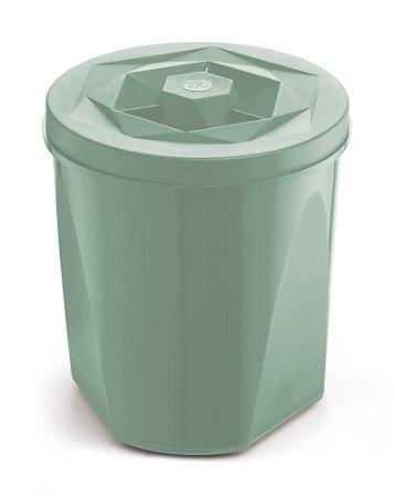 UZ Porta Mantimentos Verde Menta 3,3L