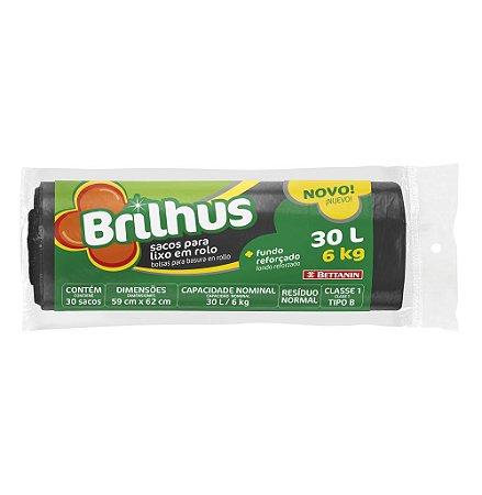 Bettanin Saco Lixo Rolo 30L