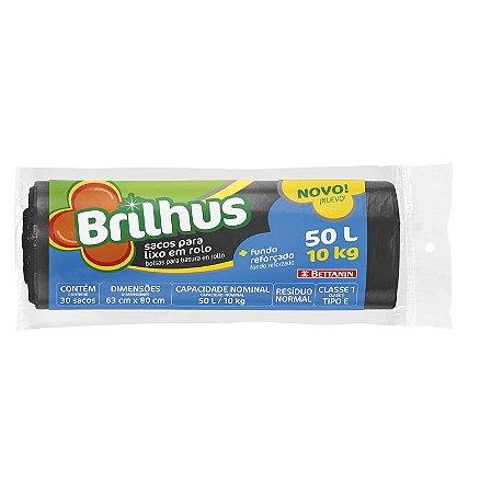 Bettanin Saco Lixo Rolo 50L 10KG