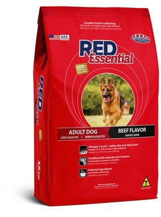 American Pro Ração Red Essential Beef 15KG