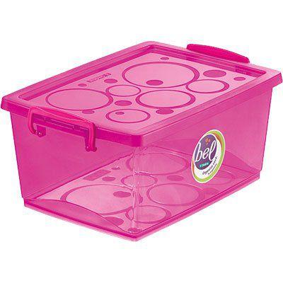 Ordene Organizador C/ Trava 7,5L Pink
