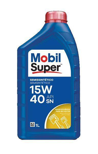 Mobil Semi Sintético 15W-40 1L