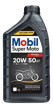 Mobil Super Moto 4T 20W-50 1L