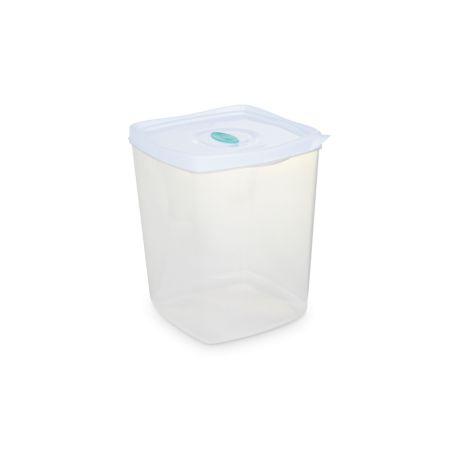 Plasvale Pote Freezer/Microondas 2,3L Branco