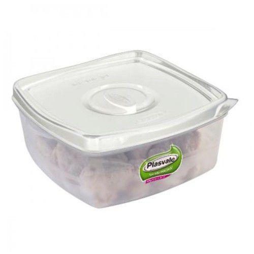 Plasvale Pote Freezer/Microondas 1,3L