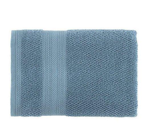 Karsten Toalha de Rosto Fio Cardado Empire Azul Crepúsculo