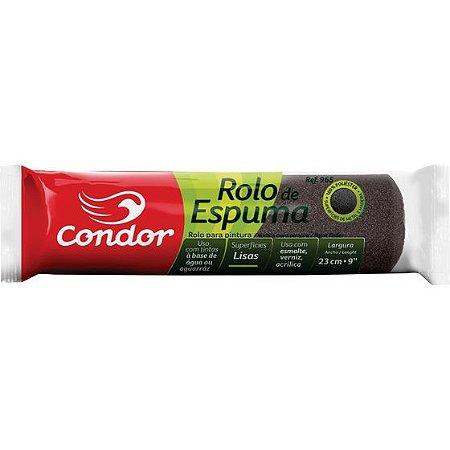 Condor Rolo de Espuma 23cm S/ Suporte 965
