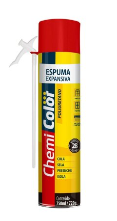 Chemicolor Espuma P.U 750mL