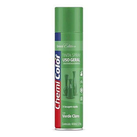 Chemicolor Tinta Spray U.G. Verde Claro 400mL