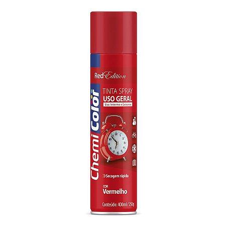 Chemicolor Tinta Spray U.G. Vermelho 400mL