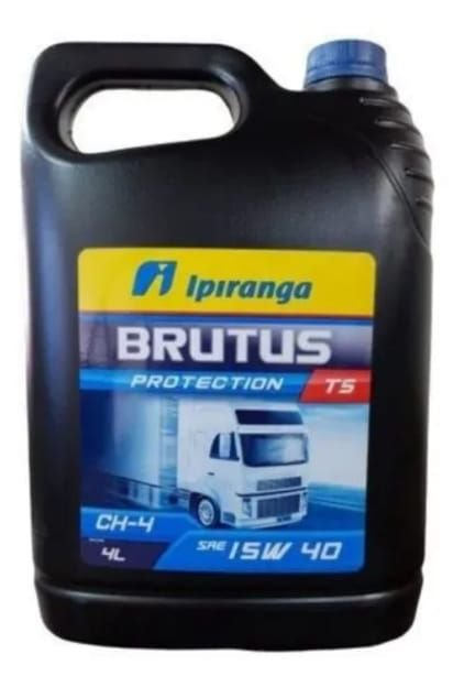 Ipiranga Brutus Protection T5 15W40 4L
