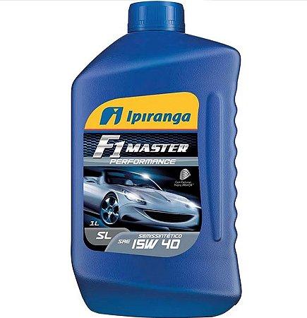Ipiranga F1 Master Performance 15W40 1L