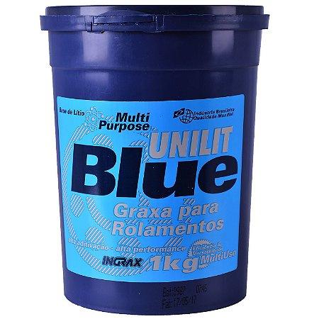 Ingrax Unilit Blue-2 Graxa P/ Rolamento 1KG