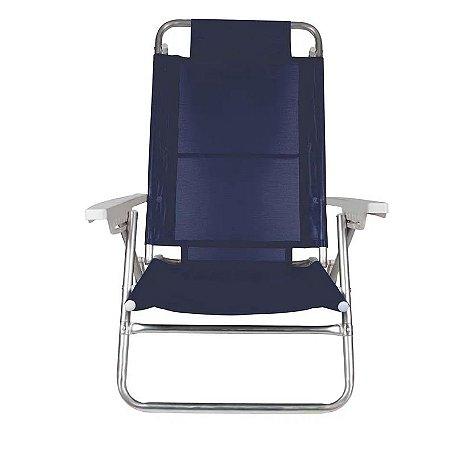 Mor Cadeira Reclinável Summer Azul Royal