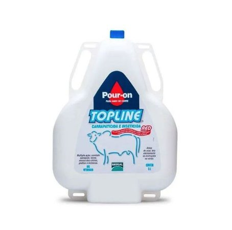 Merial Topline Pour On Red 5L
