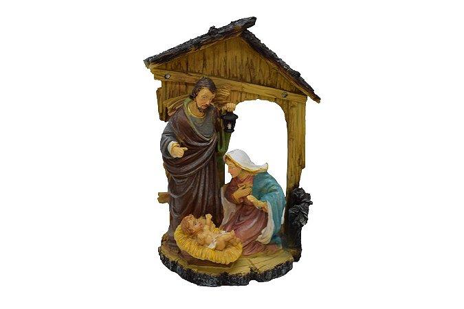Fartex Presépio Natal Sagrado 3 Figuras