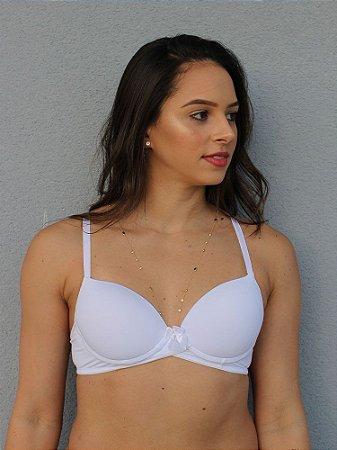 Sutiã Básico Leila Branco