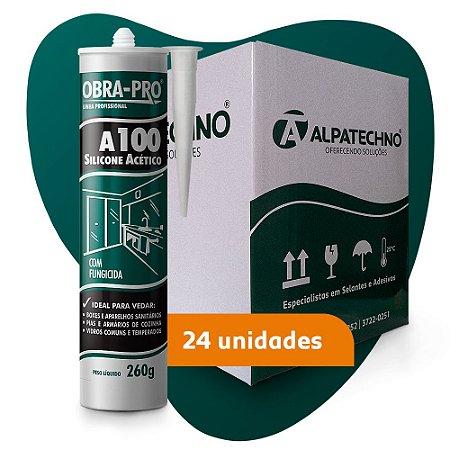 OBRA-PRO A100 Branco (Cx 24 un)