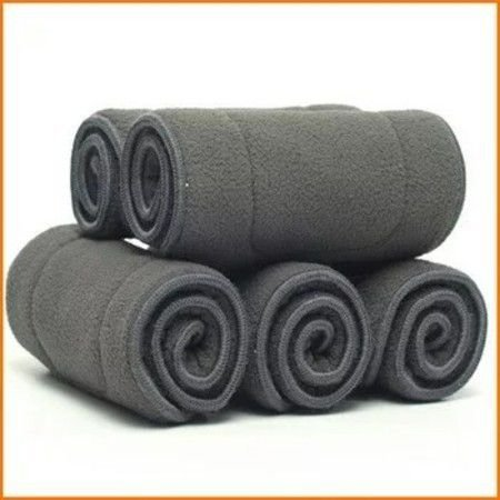 Absorvente Carvão de Bambu - unidade