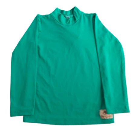 Camisa com proteção UV50+ verde