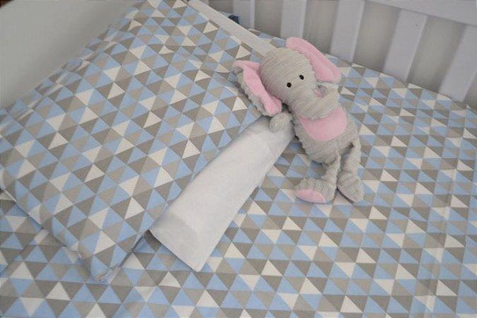 Kit lençol de berço - várias estampas