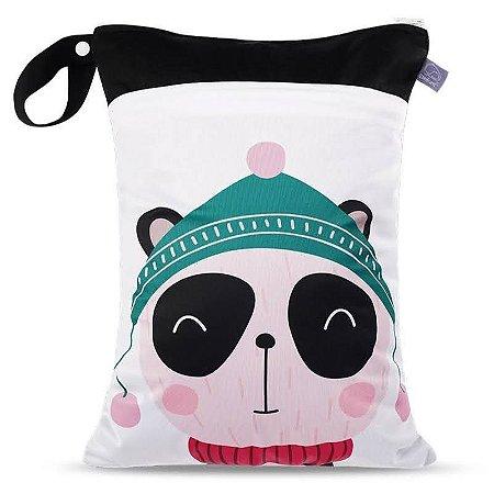 Bolsa impermeável Panda