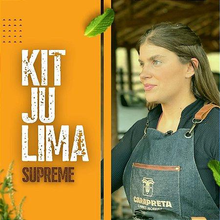 Kit Chef Ju Lima - Supreme