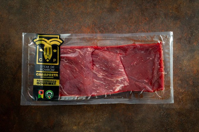 Steak de Bombom Angus Gourmet 380g (Congelado)