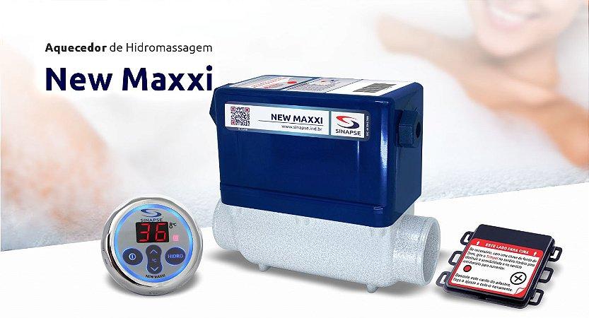 AQUECEDOR NEW MAXXI 5000W - SINAPSE