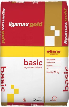 Argamassa Eliane Ligamax Gold  Basica ACI SC 20KG