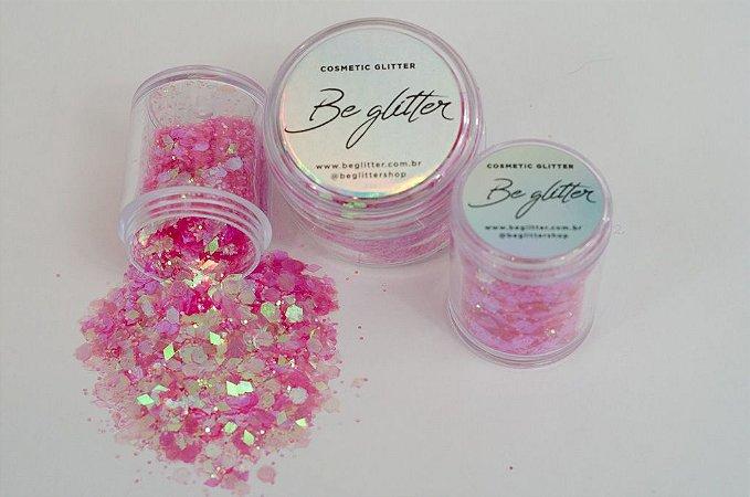 Glitter Milkshake Pink