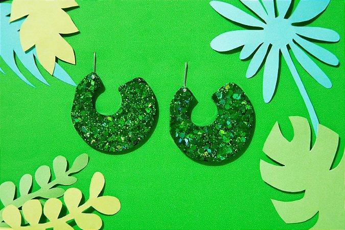 Brinco Enseada - Emerald Green