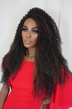 Half Wig Bio Fibra Lindona cor SP2/4/30