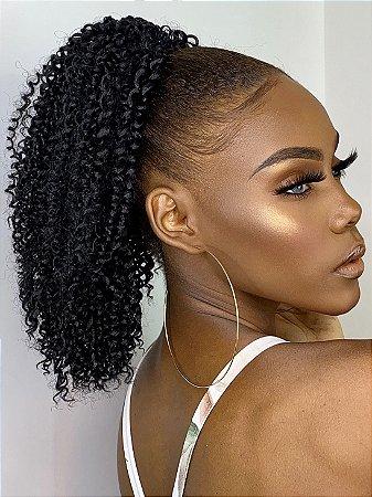 Pony Afro Black - IT Beauty cor 1b