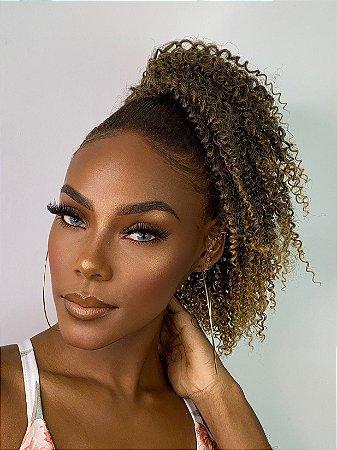 Pony Afro Black - IT Beauty cor 4/27