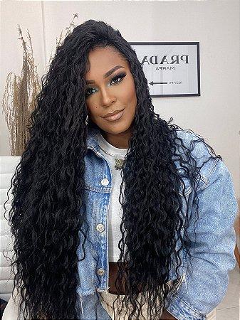 Half Wig Bio Fibra Anjo Plus
