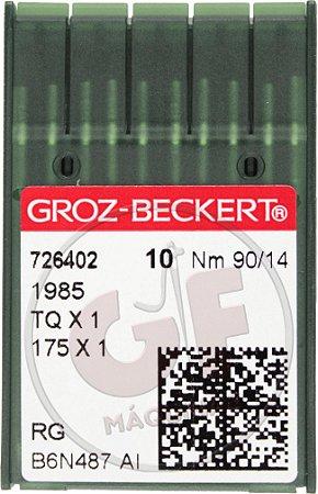 AGULHA TQX1 14 Marca: Groz Beckert / Modelo: TQx1 14