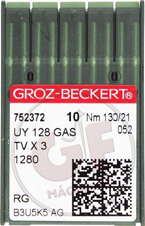 AGULHA UYX128 21 Marca: Groz Beckert / Modelo: UYx128 21