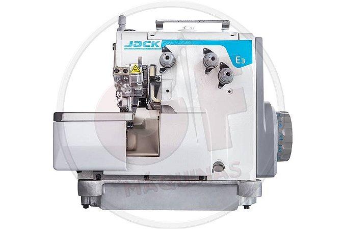 OVERLOQUE 3 FIOS DD 110V Marca: JACK / Modelo: JK-E3-3