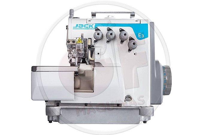 OVERLOQUE 4 FIOS DD 220V Marca: JACK / Modelo: JK-E3-4-M224