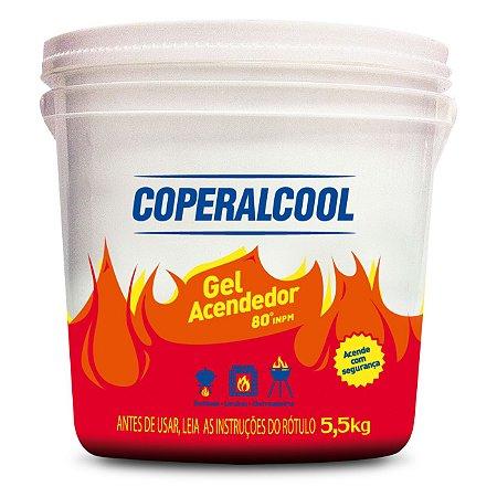 Balde Gel Acendedor Coperalcool 5,5 KG