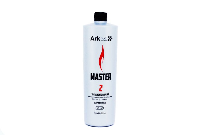 Progressiva Liso Master - passo 2 500ml