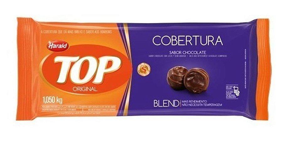 Cobertura Chocolate Barra Harald Blend Top 1,050kg R.102074 Unidade