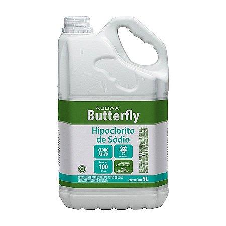 Hipoclorito de Sódio (cloro) Audax 5 Litros Unidade