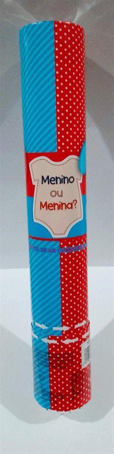 Lança Confete Chá Revelação Rfestas Menino R.ydh1529 Unidade