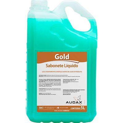 Sabonete Audax Erva Doce Com 5 Litros