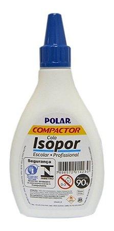 Cola para Isopor Polar Compactor 90 Gramas Unidade