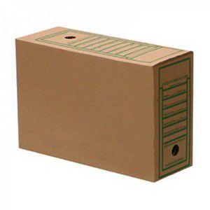 Caixa Arquivo Morto de Papelão Polibrás R.043815 Unidade