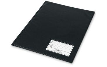 Pasta Catálogo Com Visor Polibrás Preta Com 50 Envelopes R.60304 Unidade